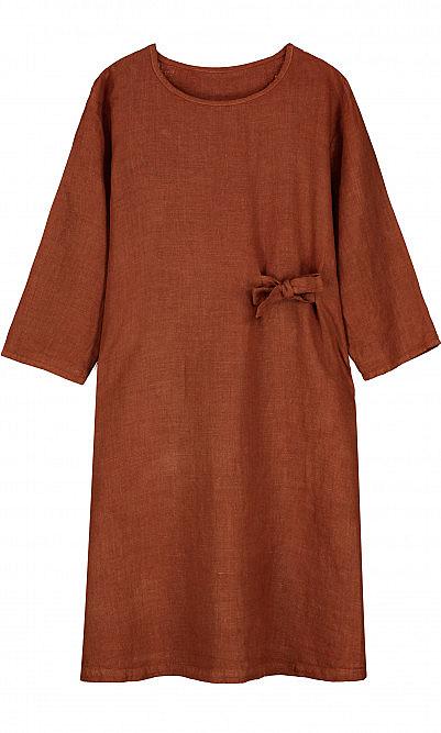 Rumi linen tunic
