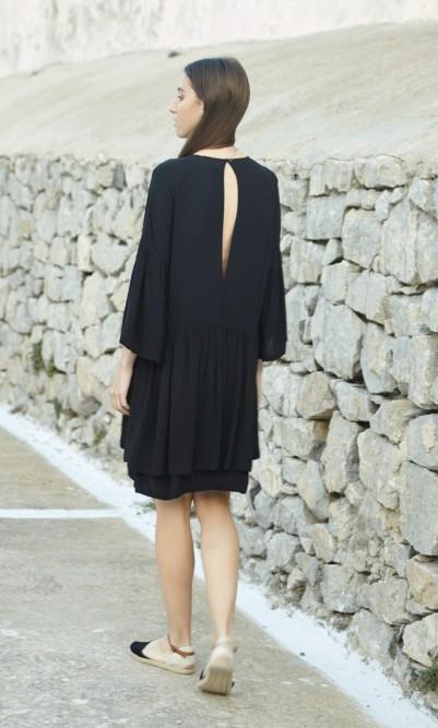 Raven dress