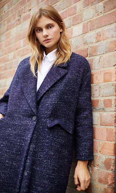Portobello coat