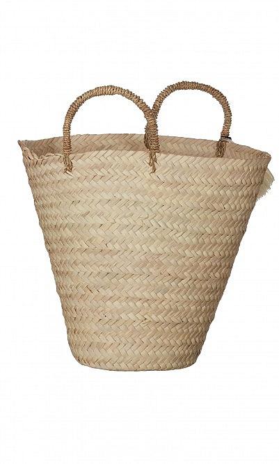 Toucan Straw Bag