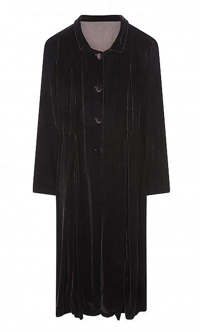 The velvet coat