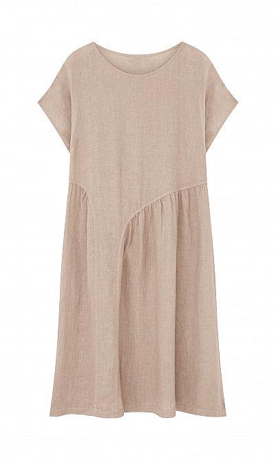 Lucie linen dress