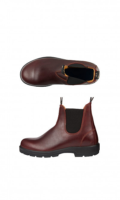 Redwood Blundstone boots