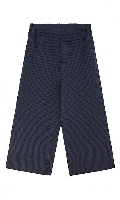 Pintucker pants by Yacco Maricard