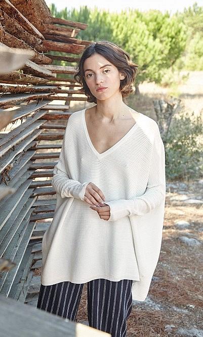 Lee sweater - chalk