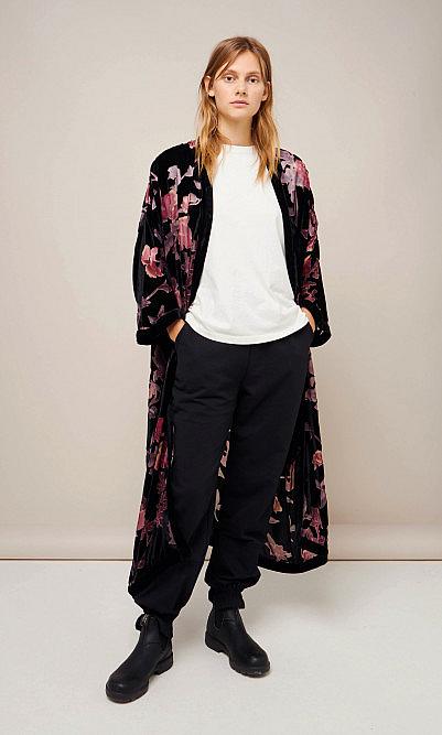Devore kimono