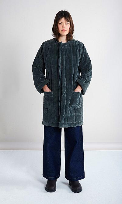 Agra velvet coat