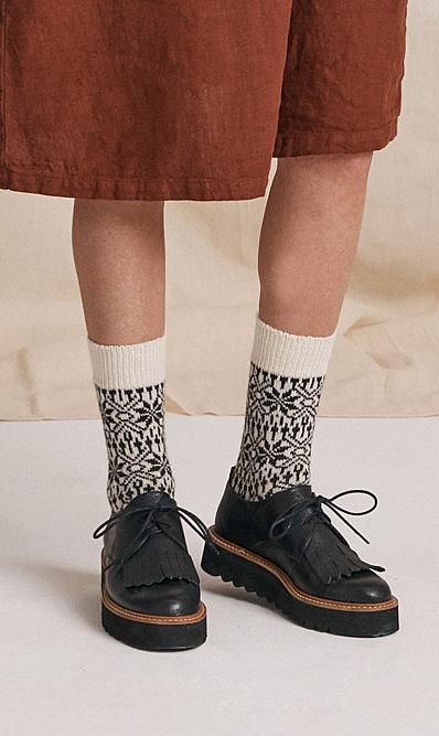 Hirsch socks