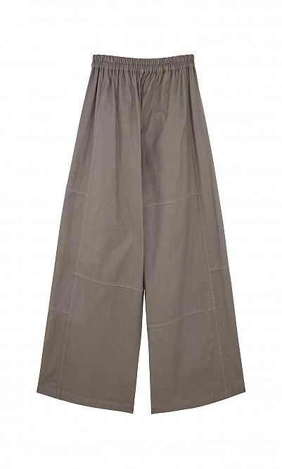Khadi wide pants by Yacco Maricard