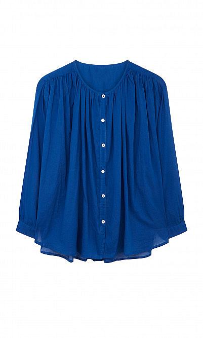 Saskia buttoned blouse
