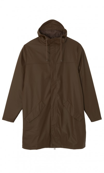 Brown west jacket