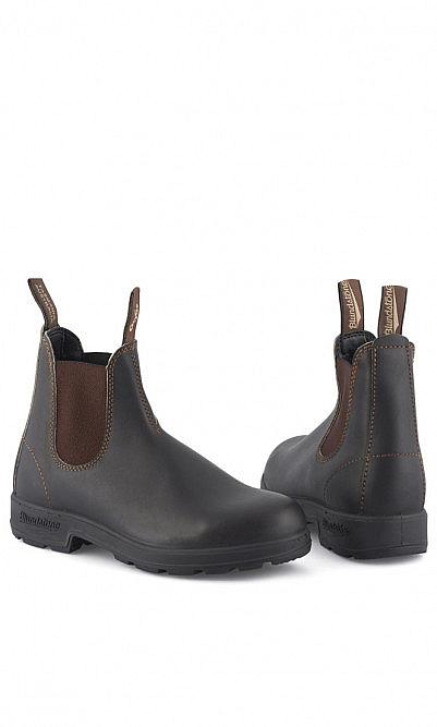 Walnut Blundstone boots