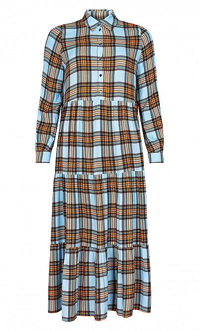 Cleo shirt dress