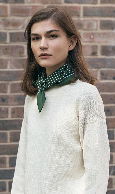 Green Neckerchief