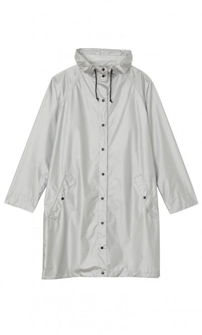 Magpie raincoat