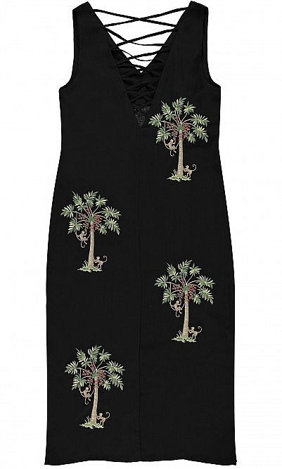 Kea palm dress