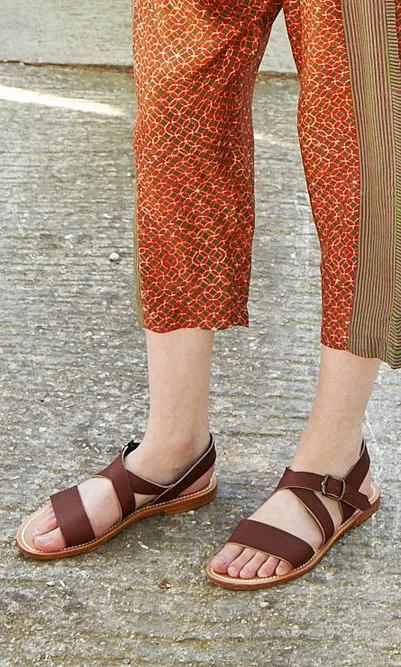 Colette sandals