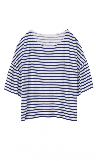 Tamy stripe top