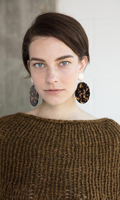 Bea Clip Earrings