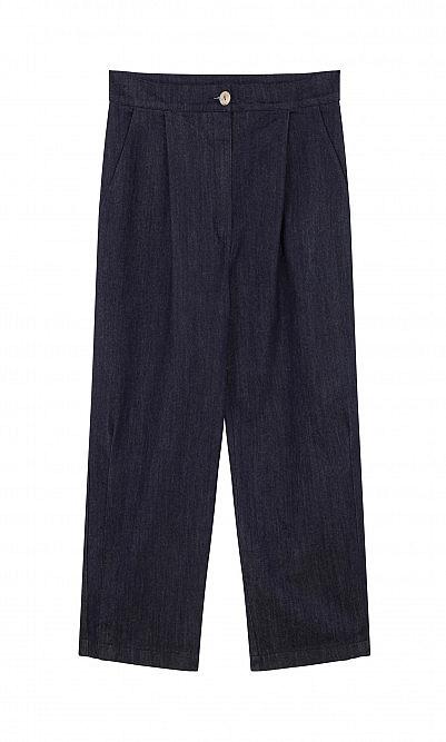 Ake curved pants