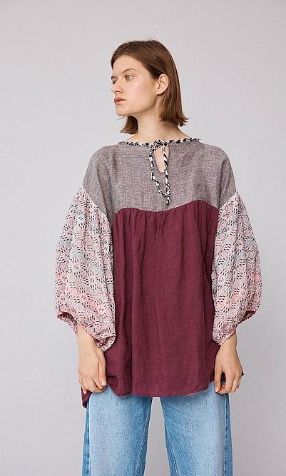Leuca blouse