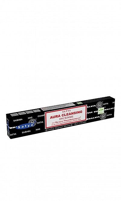 Aura cleansing incense sticks