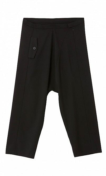 Black writer pants