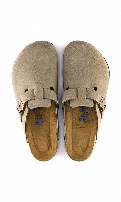 Boston clogs
