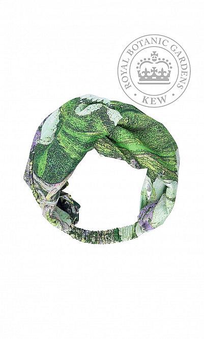 Hydrangea headband