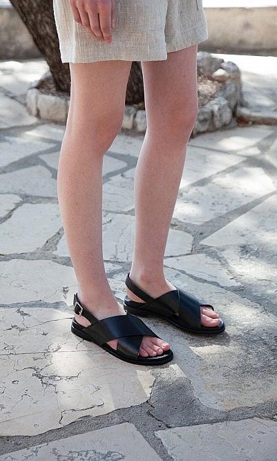Bowie sandals
