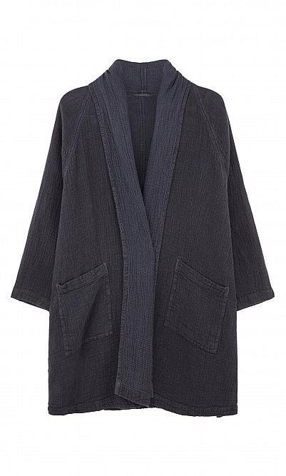 Anya crinkle kimono