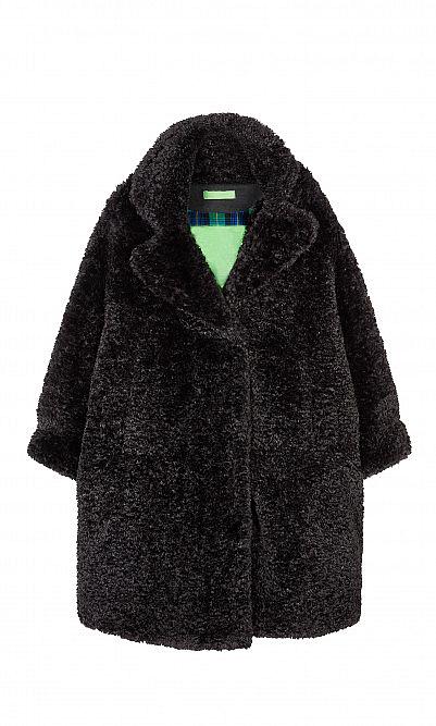 Black Molly coat