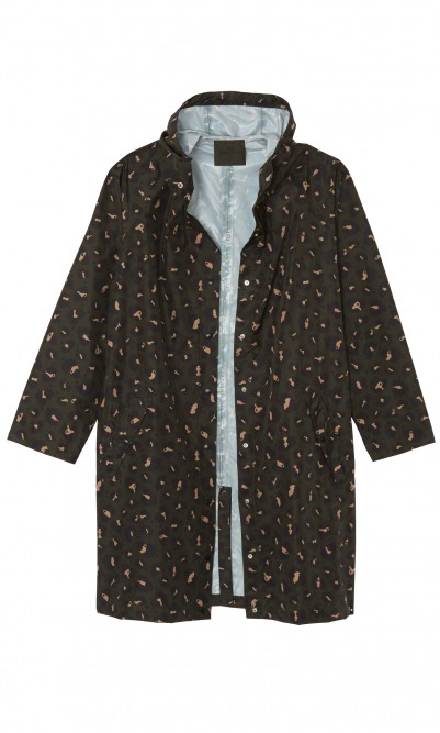 Leo raincoat