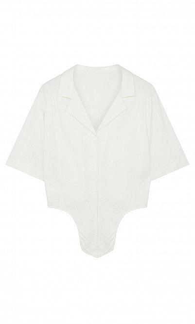 Piper linen shirt
