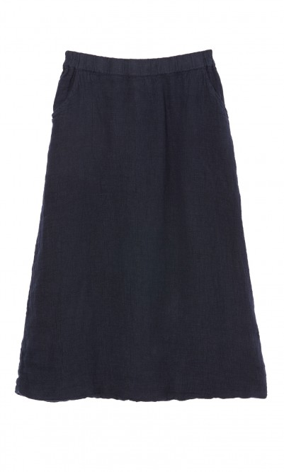 Baltic linen skirt - press sample