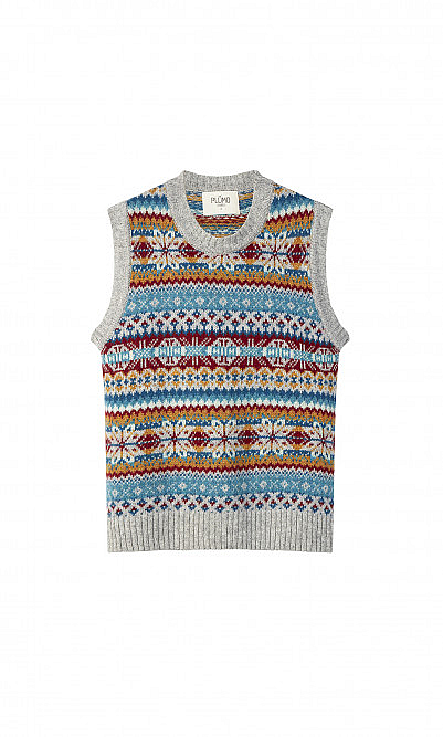 Hardie fairisle vest