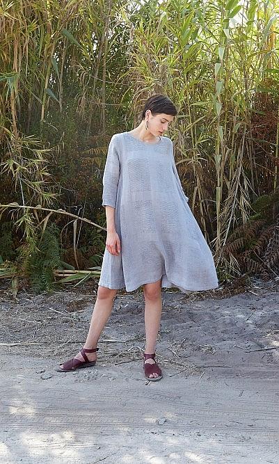 Fila grey dress