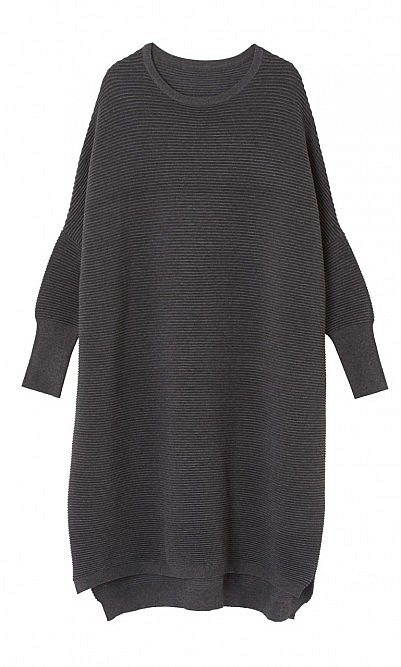 Stormey grey dress
