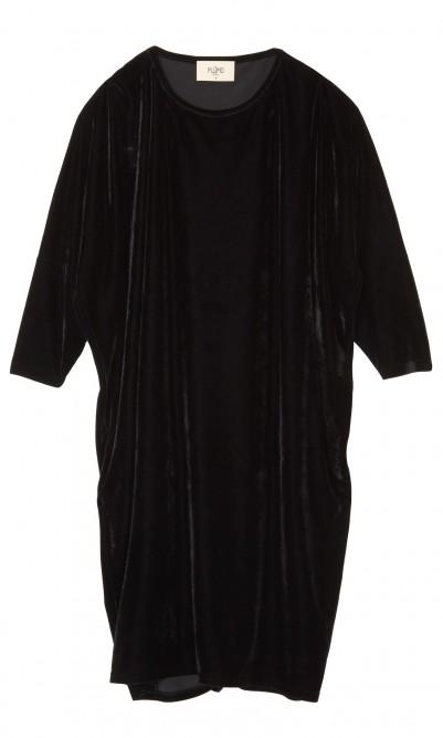Rayson velvet dress