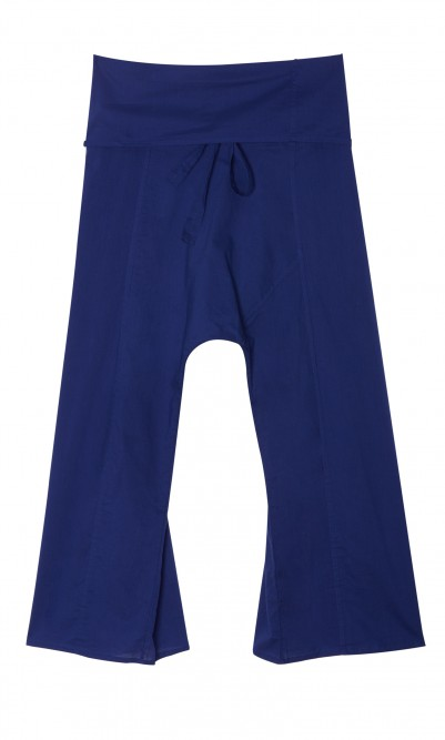 Indigo thai pants