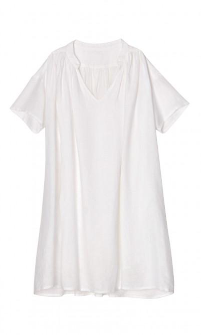Viola linen dress