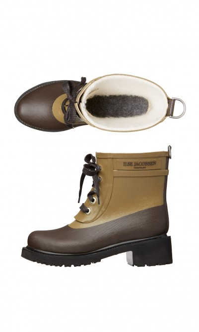 Rub rain boots