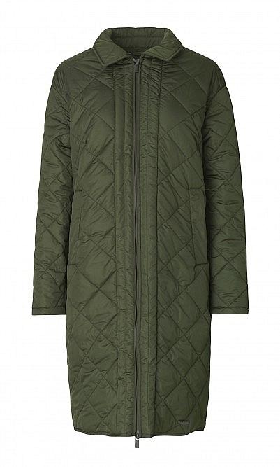 Galen quilt coat