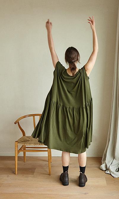 Twig dress