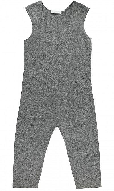Cashmere wool jumpsuit