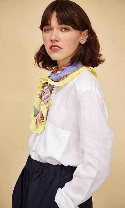 Iris scarf