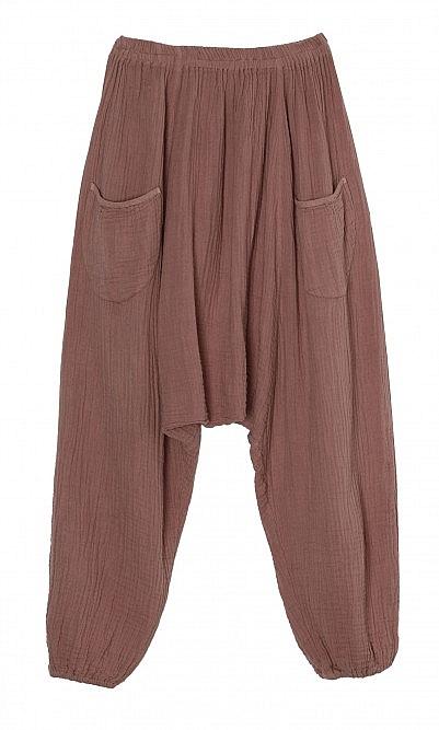 Maroon sirwal pants