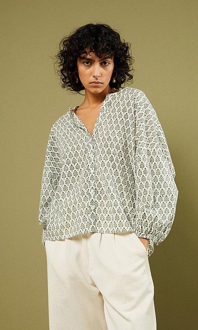 Shyla blouse