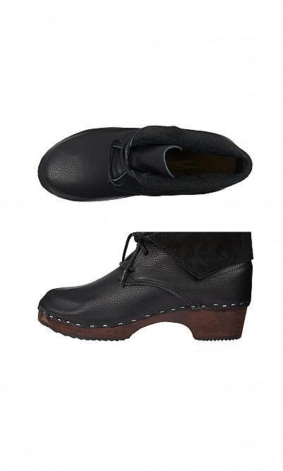 Melrose clog boot