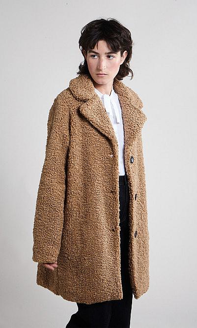 Elsie teddy coat